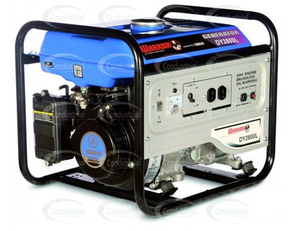 PLANTA ELECTRICA A GASOLINA - WARRIOR - DY2800L