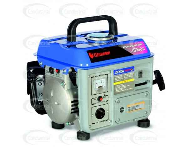 PLANTA ELECTRICA A GASOLINA 2T - WARRIOR - JS950A
