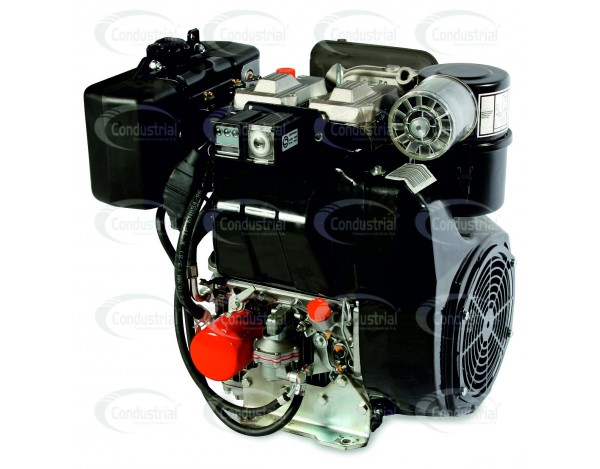 MOTOR DIESEL - LOMBARDINI - ED7A4340-1