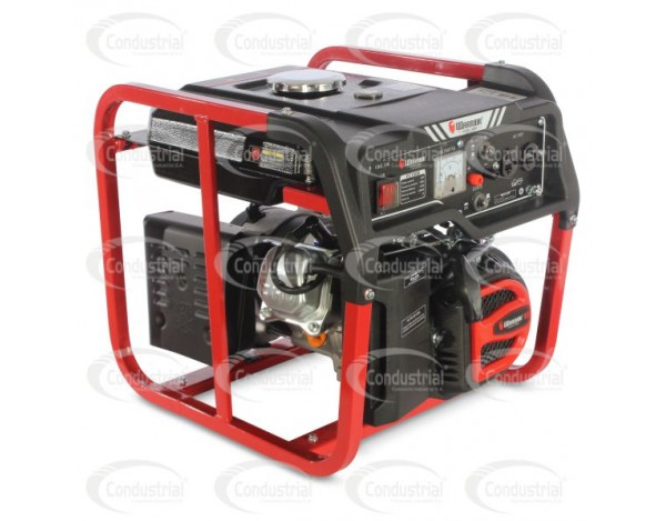 PLANTA ELECTRICA A GASOLINA WARRIOR FC1500