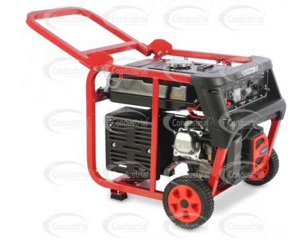 PLANTA ELECTRICA  A GASOLINA WARRIOR FG3500