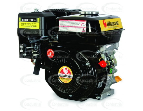 MOTOR A GASOLINA - WARRIOR - FC168FB-3/4C