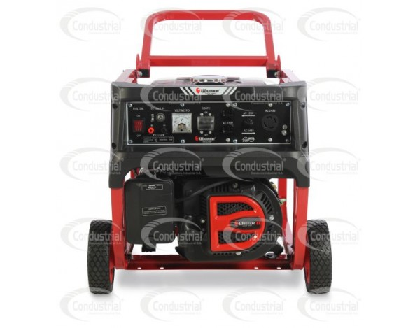 PLANTA ELECTRICA  A GASOLINA WARRIOR FC3500