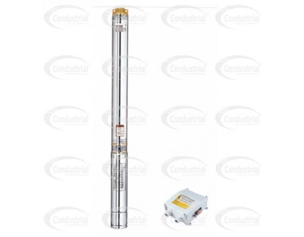 ELECTROBOMBA SUMERGIBLE TIPO LAPICERO 4XRM3/9-0.75