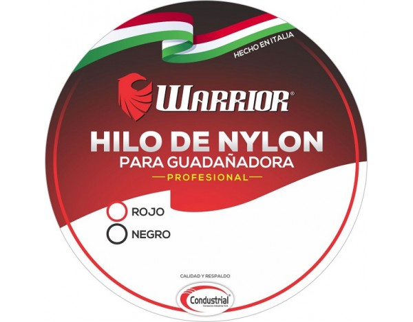 NYLON PARA GUADAÑAS WARRIOR NY3.3R